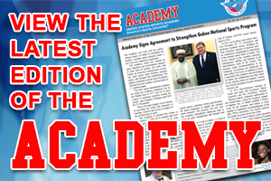 View the Latest Edition of The Academy