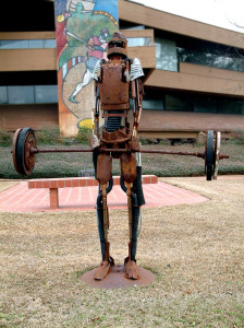 Arnold the Weightlifter