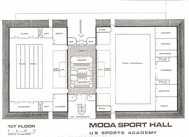 International sport education united states sports academy schematic design for a easy to erect and maintain indoor sports facility malvernweather Gallery