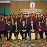 Students from the Sports Authority of Thailand participate in the 2010 ICSM program in Bangkok.