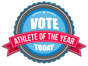 Vote Now for Athlete of the Year