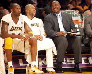 Chuck Person LA Lakers