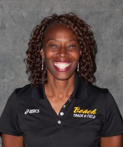 LaTanya Sheffield by Long Beach State Athletics John Fajardo