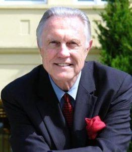 Dr. E. Gaylon McCollough, 2015 Roosevelt Award Recipient