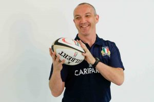 Nazionale Italiana Rugby, Milano, 24-05-2016, Conferenza Stampa Presentazione Commissario Tecnico O'Shea. Conor O'Shea. Foto: Roberto Bregani / Fotosportit