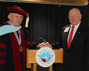 President Emeritus Dr. Thomas P. Rosandich