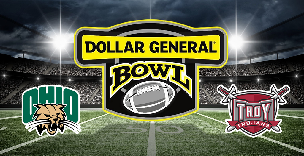 Dollar General Bowl - Ohio vs. Troy