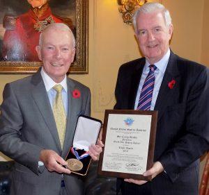 Sir Craig Reedie & John Hunter IV