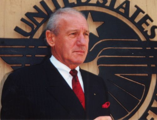 Academy Mourns Loss of Beloved Founding President Dr. Thomas P. Rosandich