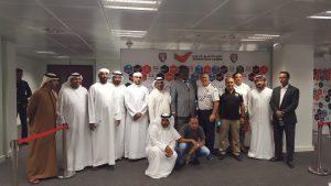 Football Association Academy in Dubai