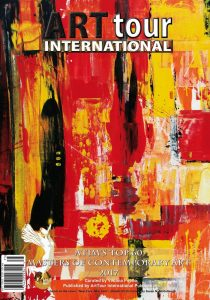 ArtTour International Magazine Front Cover