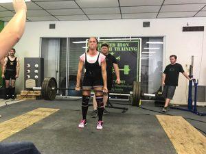 Jennifer Palacios Lifting