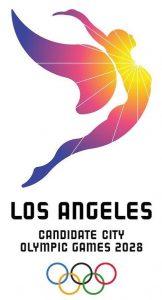 LA 2028 Logo