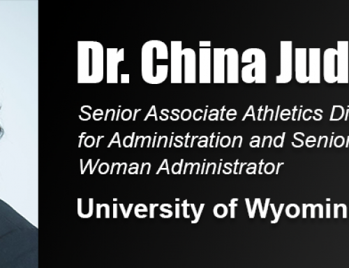 "Academy Alumna Dr. China Jude Named to 10th Annual Sports Business Journal ""Game Changers"" Class"