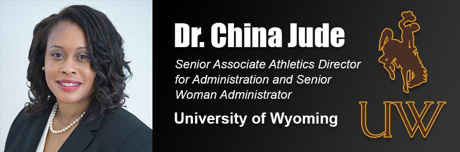 Dr. China Jude