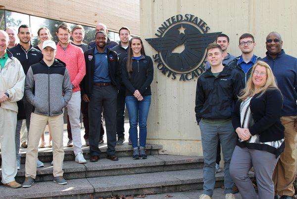 Ohio Christian University group