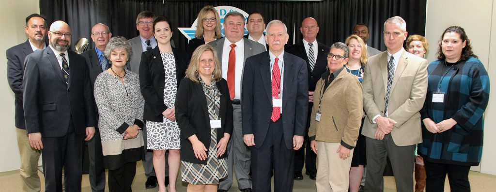 SACSCOC Onsite Visit group photo