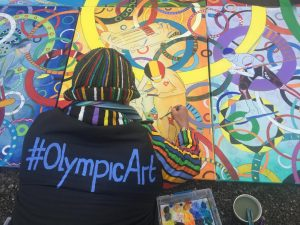 Olympic Art Project