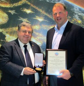 Runyan Roosevelt Award