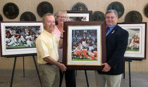 McLaughlin Rick Rush donation