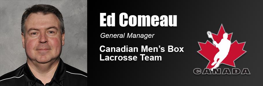 Ed Comeau