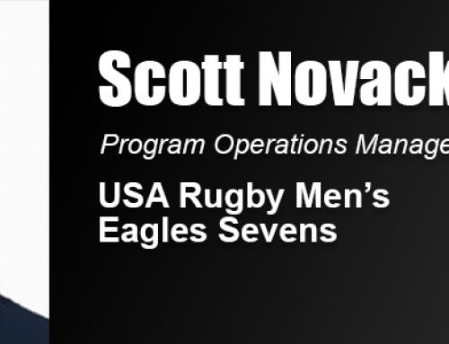 Academy Master's Degree Alum Scott Novack Leading USA Rugby Men's Sevens Team at Tokyo Olympics