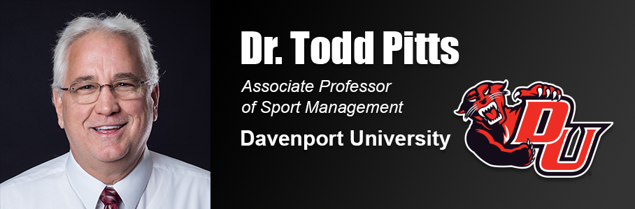 Dr. Todd Pitts
