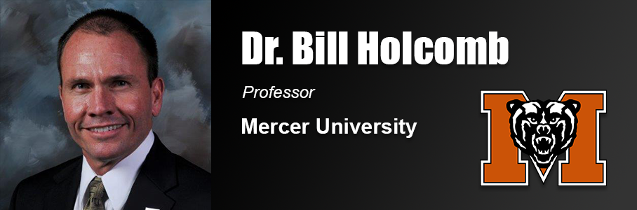 Dr. Bill Holcomb