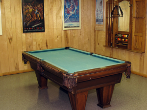 Eagle's Nest Game Room