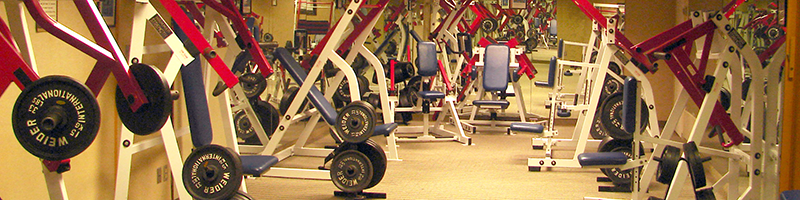 HS Fitness Center – United States Sports Academy