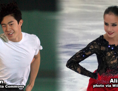 Chen, Zagitova Named United States Sports Academy March Athletes of the Month