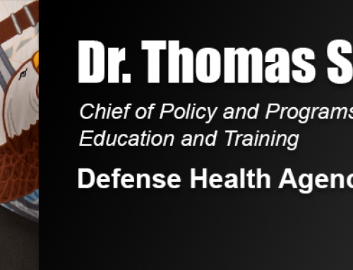 Academy Degrees Opened Doors for Dr. Thomas Sather's Career at Defense Health Agency