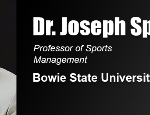 Academy Doctoral Graduate Dr. Joseph Spears Earns Promotion at Bowie State University