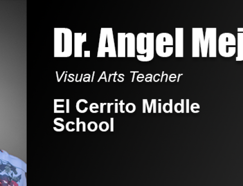 Academy Alumna Dr. Angel Mejico Named California Teacher of the Year
