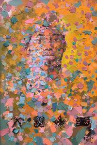 Private Emmanuel Mensah portrait.