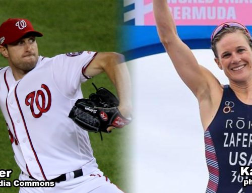 Scherzer, Zaferes Named United States Sports Academy June Athletes of the Month