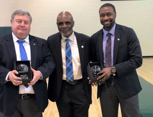 Academy Receives Isaiah J. Whitley MCTS Legacy of Excellence Awards