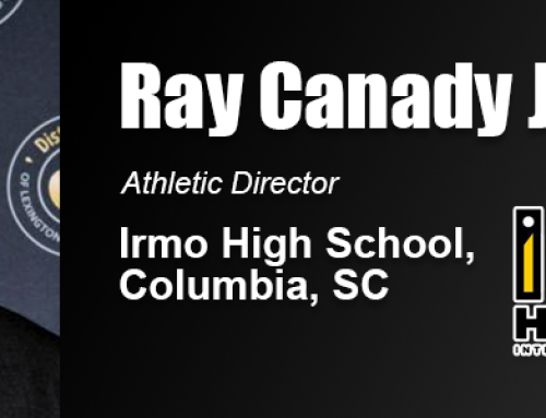 Ray Canady Jr. Uses Academy Master's Degree to Earn High School Athletics Administration Position