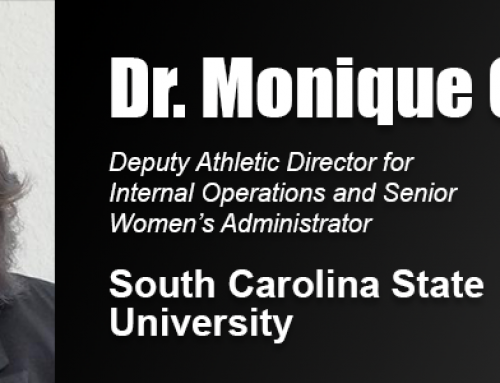 Academy Alumna Dr. Monique Carroll Hired at South Carolina State University