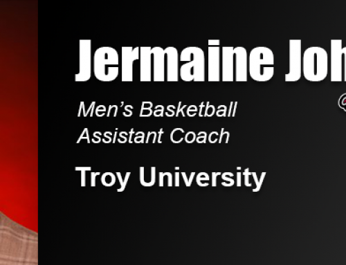 Troy Basketball Assistant Jermaine Johnson Learned How to Lead in Academy Bachelor's Program