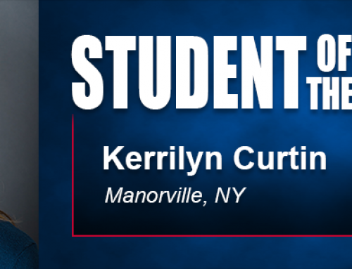 LPGA Market Research Director Kerrilyn Curtin is Academy's Student of the Month