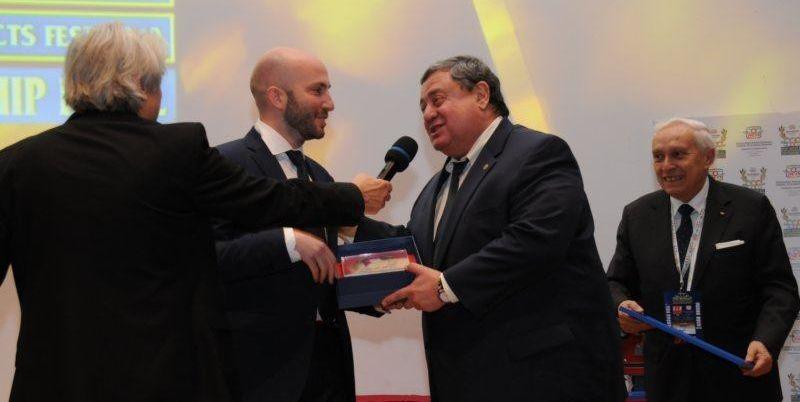 FICTS Award presentation