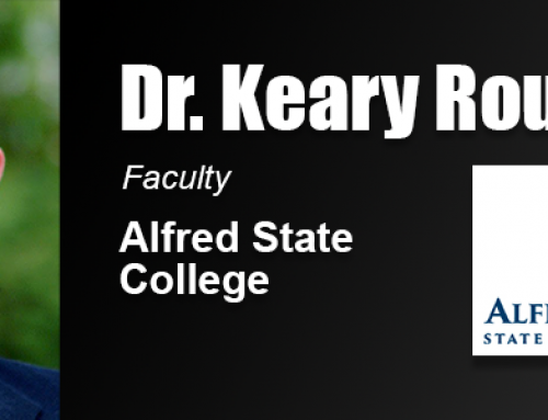Dr. Keary Rouff Says Academy Degree Provided a Global Perspective of Sport