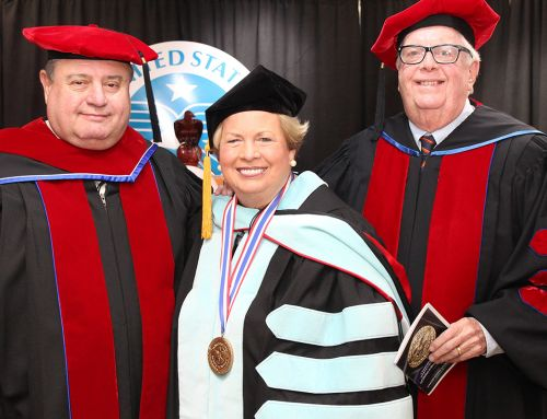 Former Tennessee Women's Athletics Director Joan Cronan Receives Academy's Honorary Doctorate
