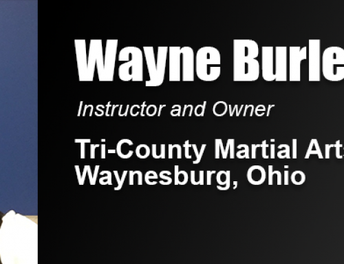 Master's Degree Alumnus Wayne Burley is Among Select Few Trained to Teach COBRA Defense System