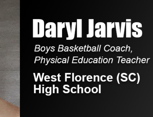 West Florence Basketball Coach Daryl Jarvis Says Coaches Must be Mentors and Teachers First