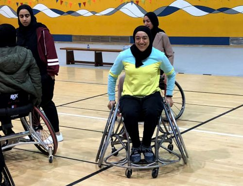 Academy Returns to Bahrain for Adaptive Sport Training Program