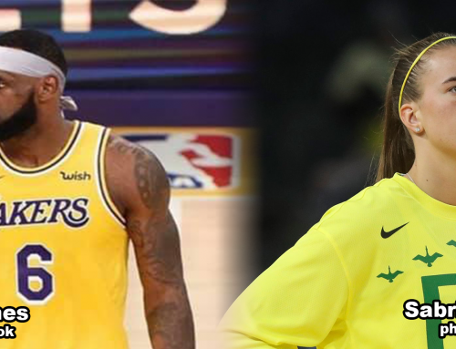 James, Ionescu Named United States Sports Academy February Athletes of the Month