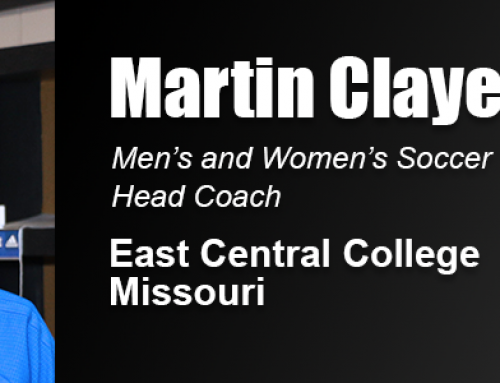 Martin Clayes Credits Academy Master's Degree for Aiding Career as Collegiate Soccer Coach