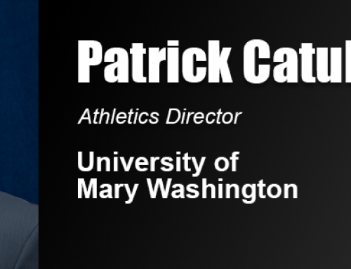 Academy Alumnus Patrick Catullo Promoted to Athletics Director at University of Mary Washington